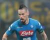 Napoli captain Marek Hamsik