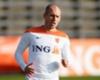 Robben laments errors