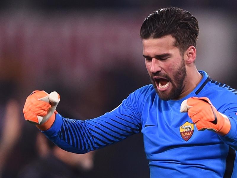 Calciomercato Roma: Alisson rinnova senza clausola rescissoria