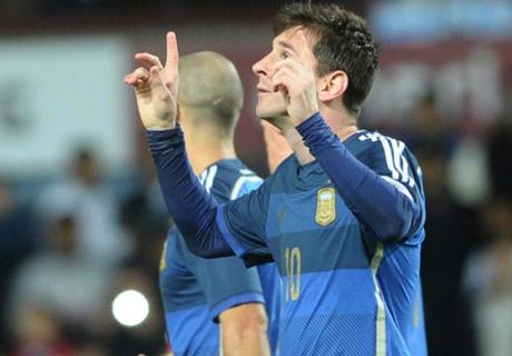 La última Fecha FIFA del año