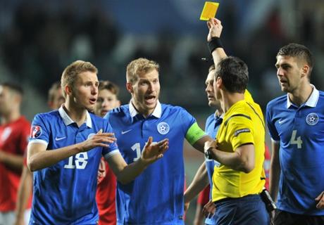 Laporan Pertandingan: Estonia 1-0 Yordania
