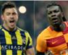 Fenerbahçe - Galatasaray maçının muhtemel 11'leri