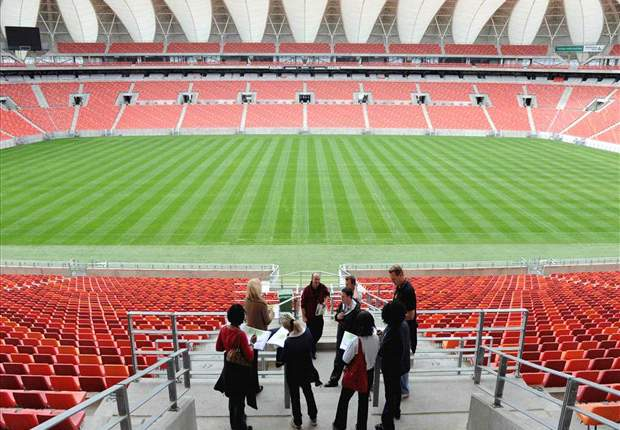Nelson Mandela Bay Stadium Gets Organising Committee Approval