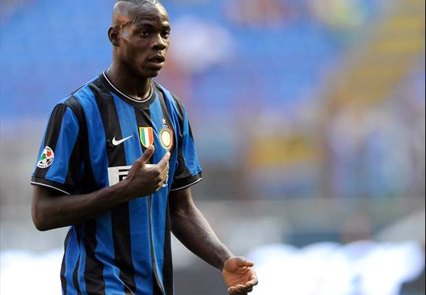 Inter Star Mario Balotelli: I'm An AC Milan Fan