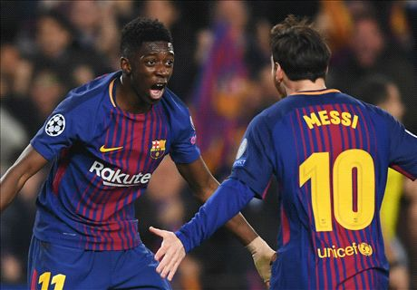 When Messi found Dembele: Barca's new partnership