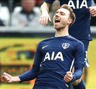 Eriksen fires Tottenham into FA Cup semi-finals