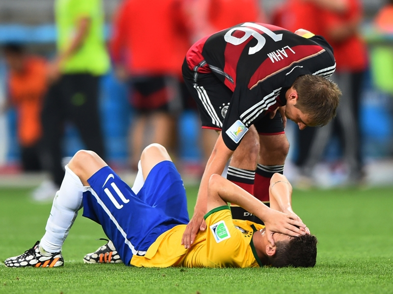 FIFA Rewind: Watch Brazil versus Germany from World Cup 2014 in full this Friday!