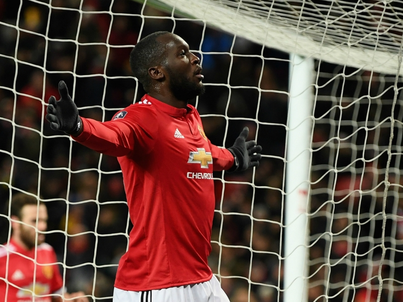 Injured Lukaku still a doubt for FA Cup final