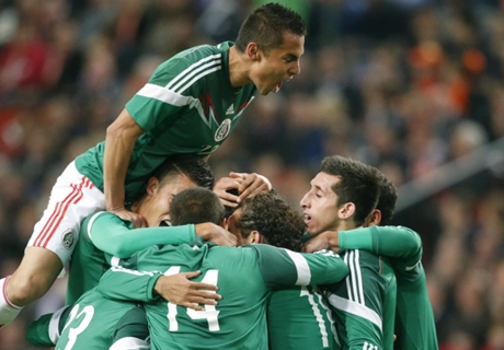 Mexico announces two friendlies