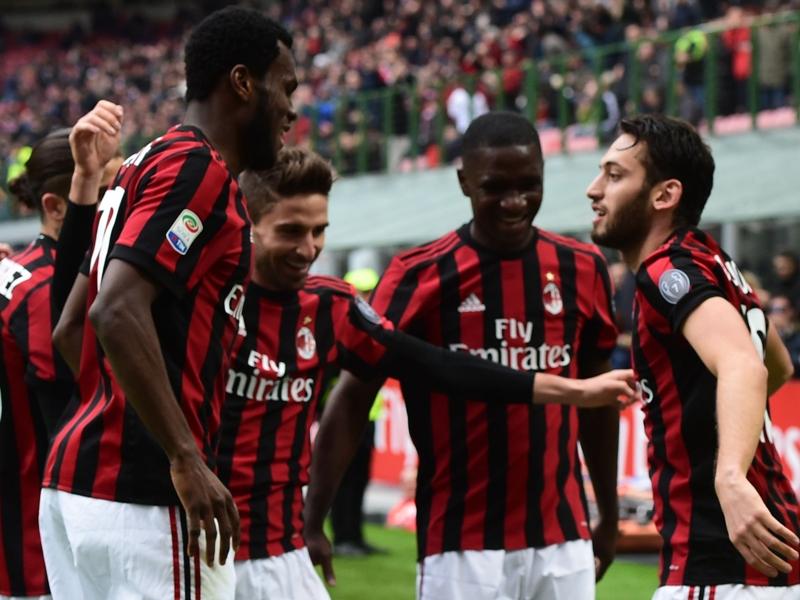 Milan, rincorsa Champions: 5 vittorie di fila, imbattuto da 10 partite