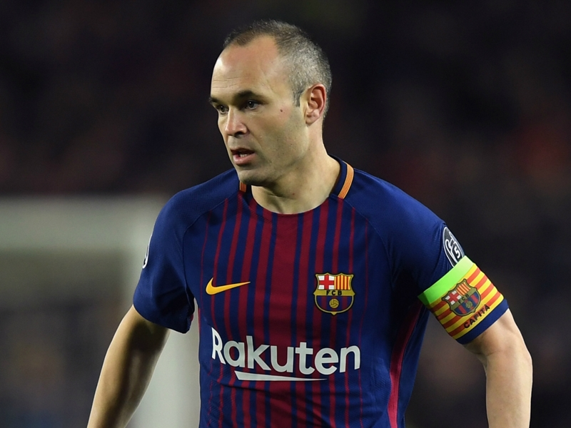 Barcelona legend Iniesta attracts Australian interest amid China uncertainty