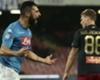 Naples-Genoa 1-0, Naples s'impose et réduit l'écart sur la Juve