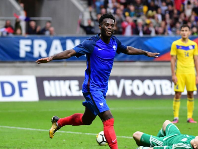 """Equipe de France Espoirs, Jonathan Bamba : """"On va tout faire pour se qualifier le plus vite possible"""""""