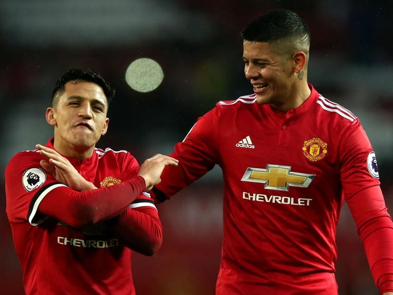 Man Utd reveal squad numbers for 2018-19 season as Rojo vacates No.5 shirt