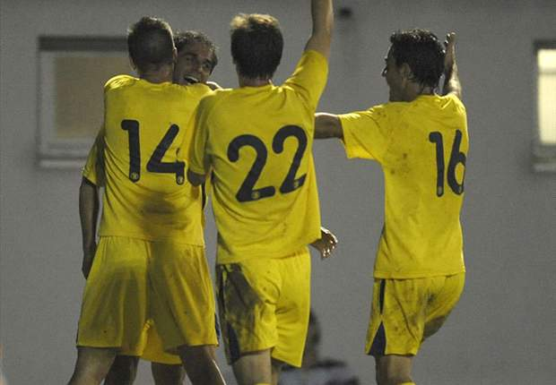 Alcorcón 1-0 Huesca: Fernando Sales acaba con el Huesca