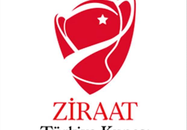 Ziraat Türkiye Kupası'nda günün sonuçları