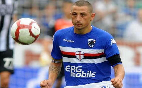 Angelo Palombo - Sampdoria (Getty Images)