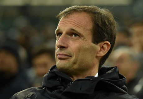 Juventus unlucky in Europe - Allegri