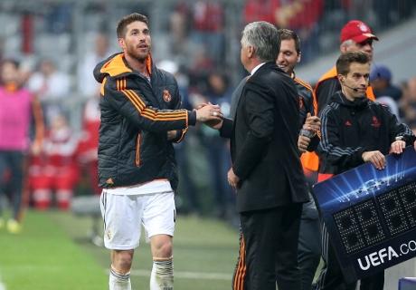 Ramos: Ancelotti Unik & Menyenangkan