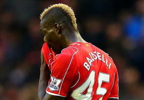 Balotelli hits out at 'stupid' critics