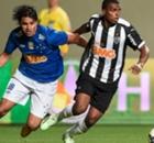 Galeria: as imagens marcantes de Atlético Mineiro x Cruzeiro