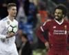 Cristiano Ronaldo Mohamed Salah Composite