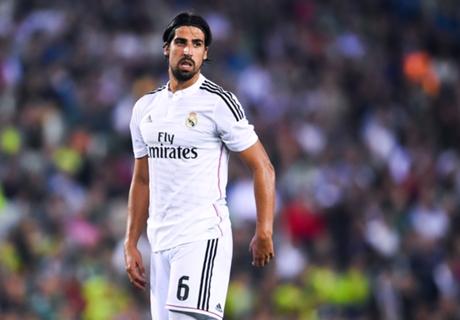 Khedira or Isco to replace Modric