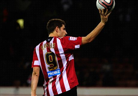 Hartlepool not interested in Ched Evans