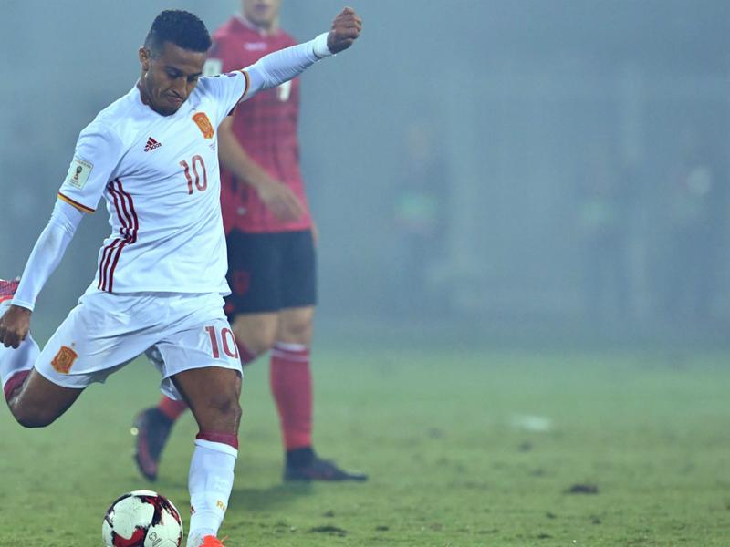 Avant Allemagne-Espagne, Thiago salue l'influence de Guardiola