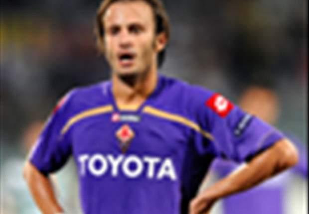 A Victory Well Deserved - Fiorentina's Alberto Gilardino