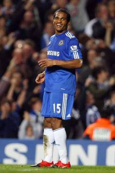 CC: Florent Malouda, Chelsea v Bolton Wanderers (Getty Images)