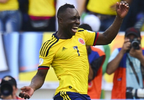 I need a chance at Milan - Armero