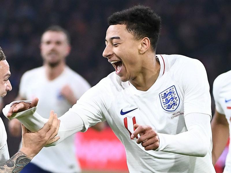 Pays-Bas - Angleterre 0-1, Lingard délivre les Three Lions