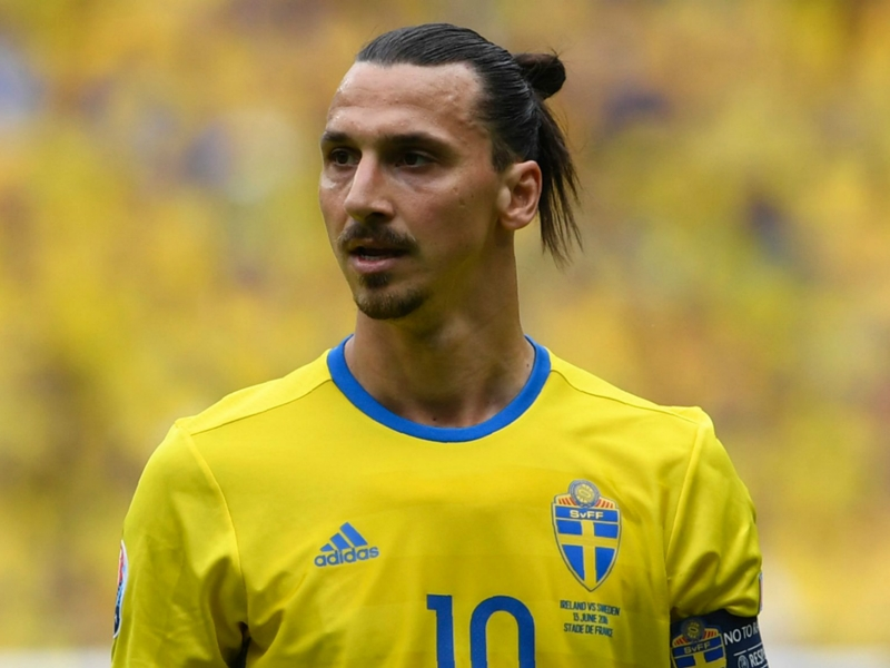 Larsson: Sweden better off without 'best ever' Ibrahimovic