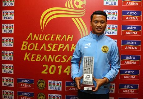 Pahang win big in 2014 FAM Awards