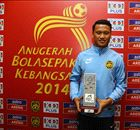 Pahang win big in 2014 FAM Awards