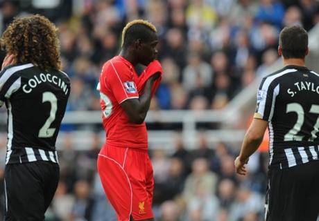 'Balotelli struggling at adapt at Liverpool'