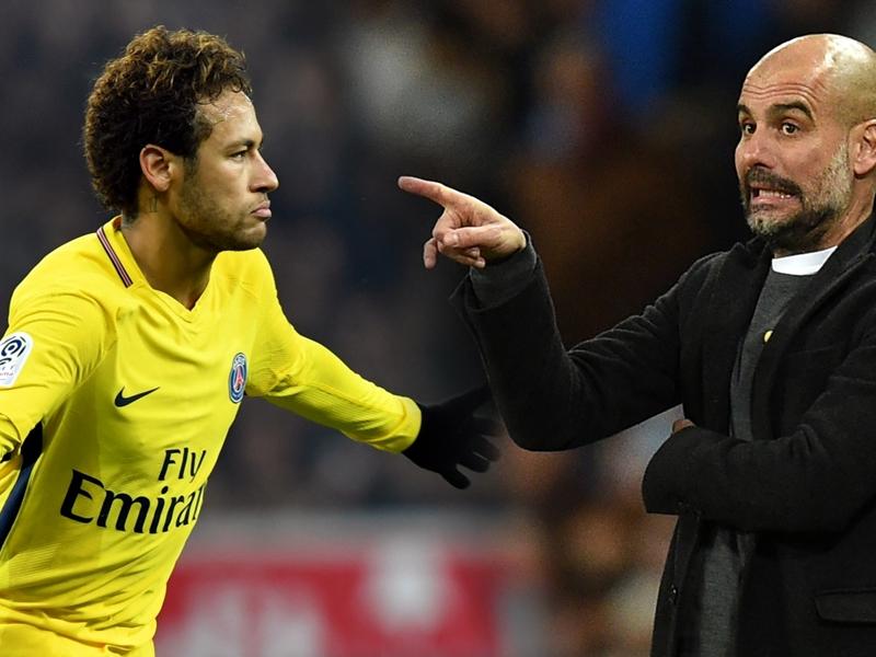 Mecato - PSG, Pep Guardiola sceptique sur un départ de Neymar au Real Madrid