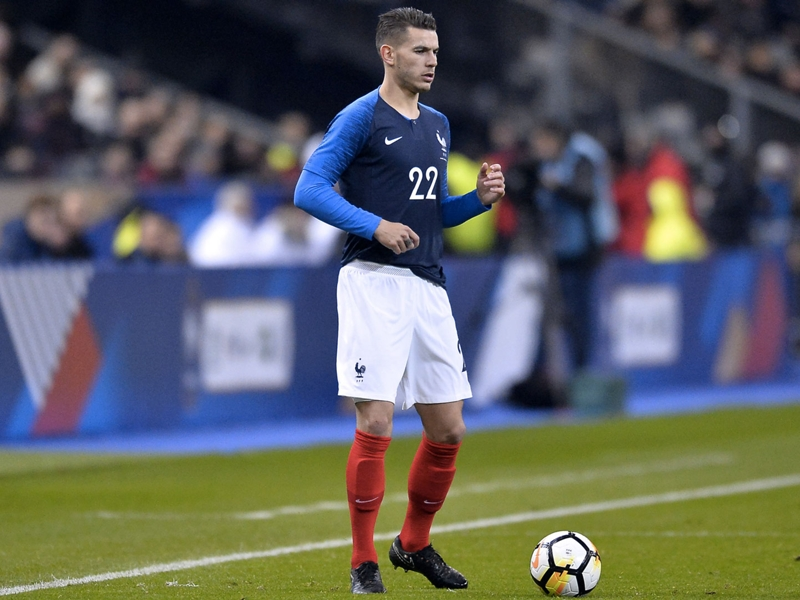 Équipe de France - L'ascension éclair de Lucas Hernandez