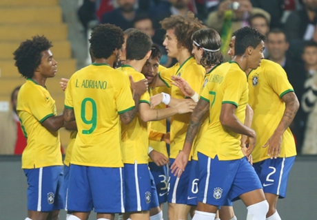 Official: Brazil to meet Chile in London