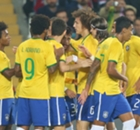 Austria 1-2 Brazil: Firmino to the rescue