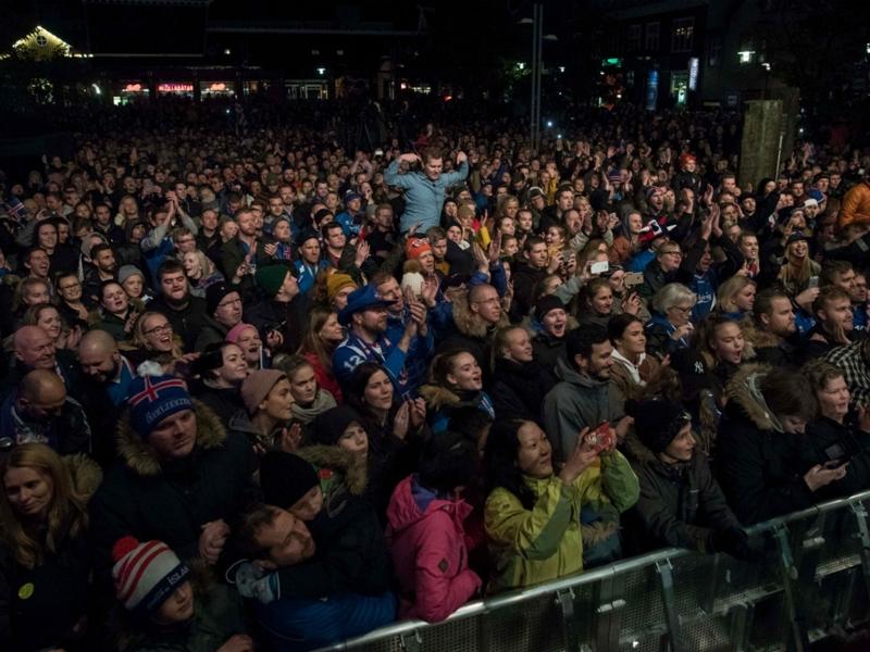 Boycott diplomatique pour les officiels de l'Islande à la Coupe du monde en Russie