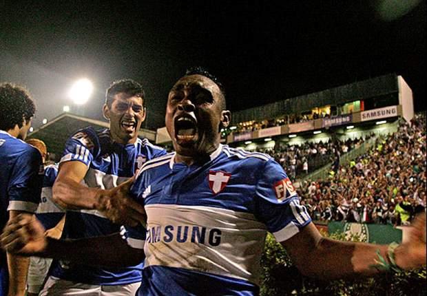 Obina deve ser apresentado na sexta, afirma presidente do Palmeiras