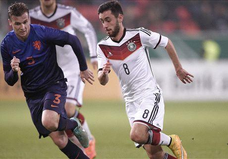 Jong Oranje kansloos tegen Duitsland
