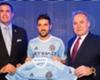Villa marque déjà pour le New York City FC