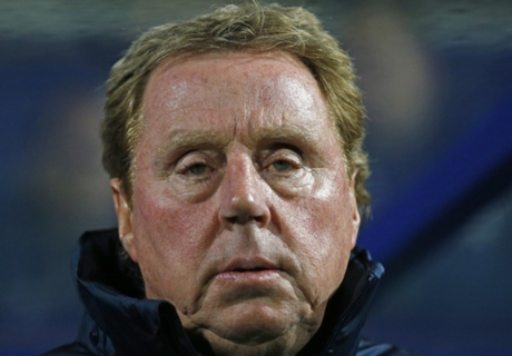 Redknapp fears QPR sack