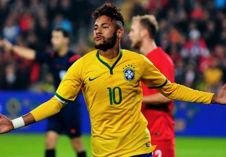 Thiago Silva: La relación con Neymar es la mejor posible