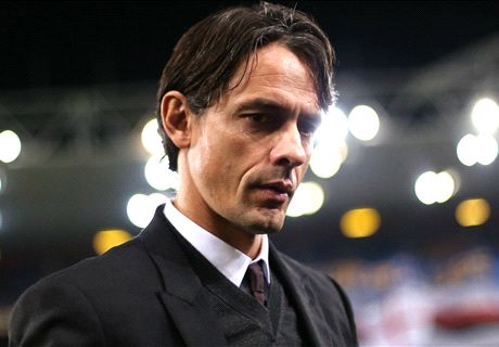 Milan foaming at the mouth - Inzaghi
