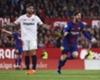 Éver Banega & Lionel Messi