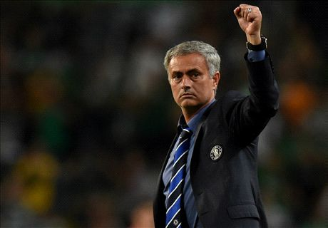 Mou: My Chelsea a thing of beauty